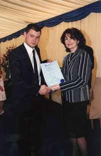 Дмитрий Макушин – St.Clare's Oxford, выпускник 2009 года, диплом International Baccalaureate (IB)
