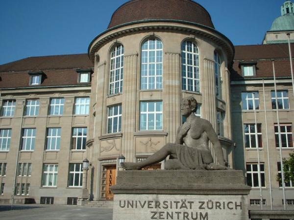 University of Zurich (Цюрихский Университет). Образование в Швейцарии.